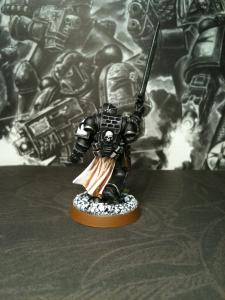 Bei den Black Templars und einigen anderen Orden ist es Tradition, vor der Schlacht im Gebet zu versinken. Einer von ihnen wird jedesmal vom Imperator mit einer Vision beschenkt. Dieser wird im Andenken an Sigismund der Champion des Imperators in der kommenden Schlacht. Er wird mit der besten Ausrüstung ausgestattet und in der Schlacht wird er danach streben, die Anführer der Feinde im ehrenvollen Zweikampf zu besiegen.